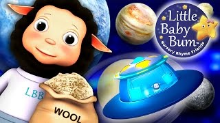 Baa Baa Black Sheep | Part 2 | Nursery Rhymes | HD Version by LittleBabyBum
