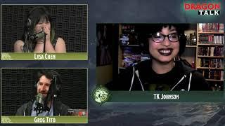 Dragon Talk: TK Johnson, 4/5/19