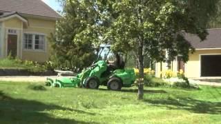 Avant Lawn Mower 1500 Thumbnail