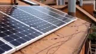 Ecospectr Co, Монтаж солнечных батарей(, 2015-08-03T19:25:36.000Z)