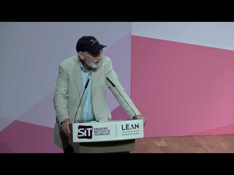 John Shook on Lean Leadership - Singapore SIT CXO Summit 2017