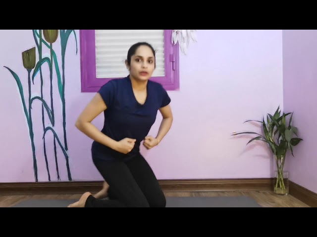 10 Days Belly Fat Challenge | Day 7 | Dr. Akhila Vinod | Yoga | Exercise | Diets