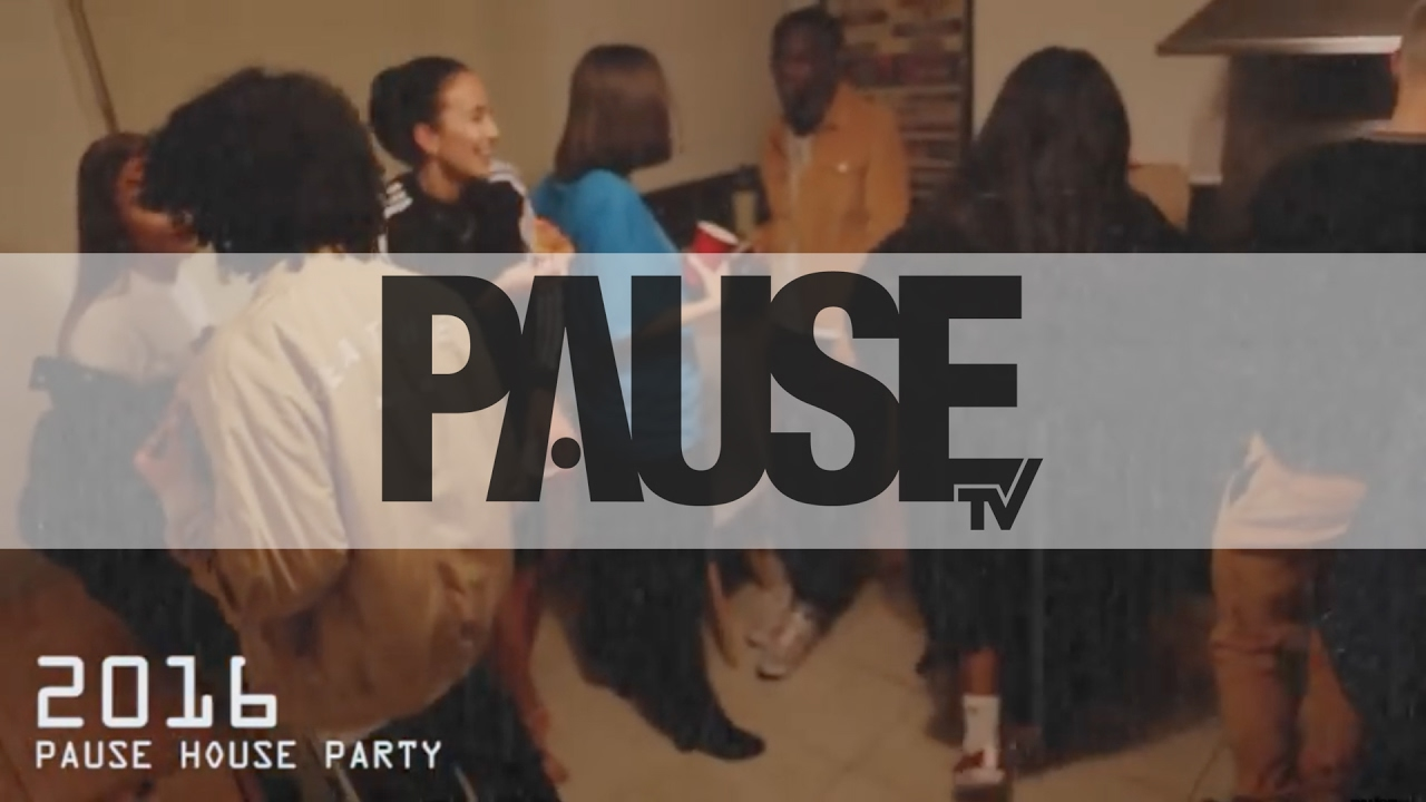 how to pause video on houseparty