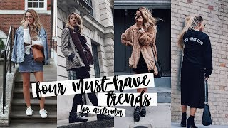 Autumn/Winter Style Guide | Trends For AW17 | Copper Garden