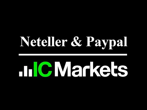 IC Markets | How to Deposit and Withdraw by Neteller & Paypal | IC Markets Australia