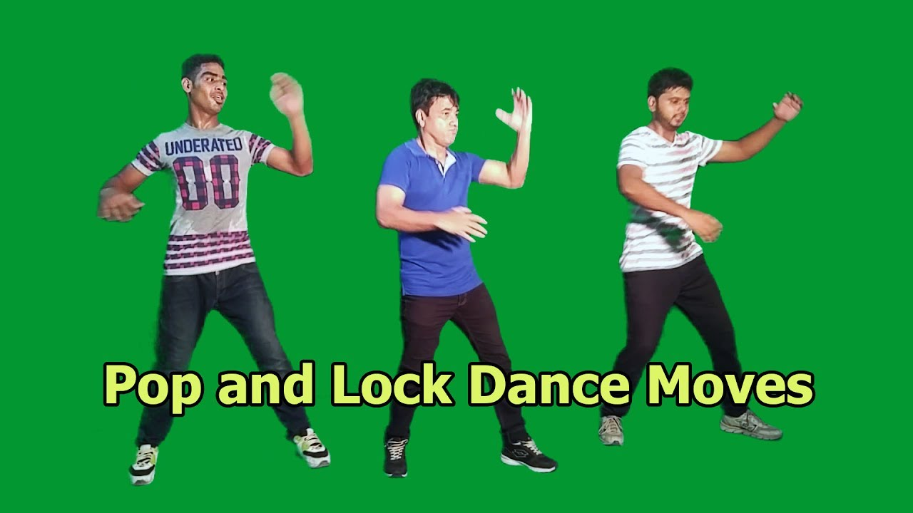 Easy Step-by-step Popping and Locking | Our Pastimes
