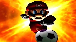 Super Mario Strikers - All Super Strikes