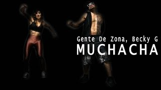 Gente De Zona, Becky G - Muchacha / Salsaton Choreo for Zumba by Jose Sanchez