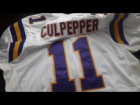 Daunte Culpepper - Minnesota Vikings Jersey