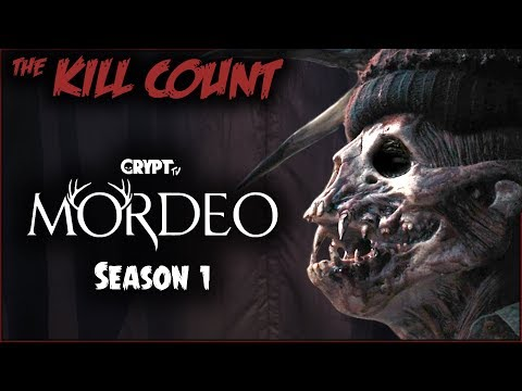 Mordeo [Season 1] KILL COUNT |