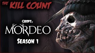 Mordeo [Season 1] KILL COUNT