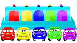 Learn Colors With Car Video For Children || Car Colors || Cartoon For Kids
