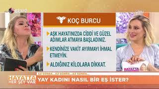 KOÇ BURCU | Nuray Sayarı'dan haftalık burç yorumları 13-20 Mayıs 2019