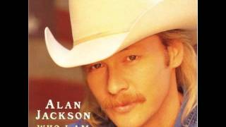 Watch Alan Jackson Hole In The Wall video