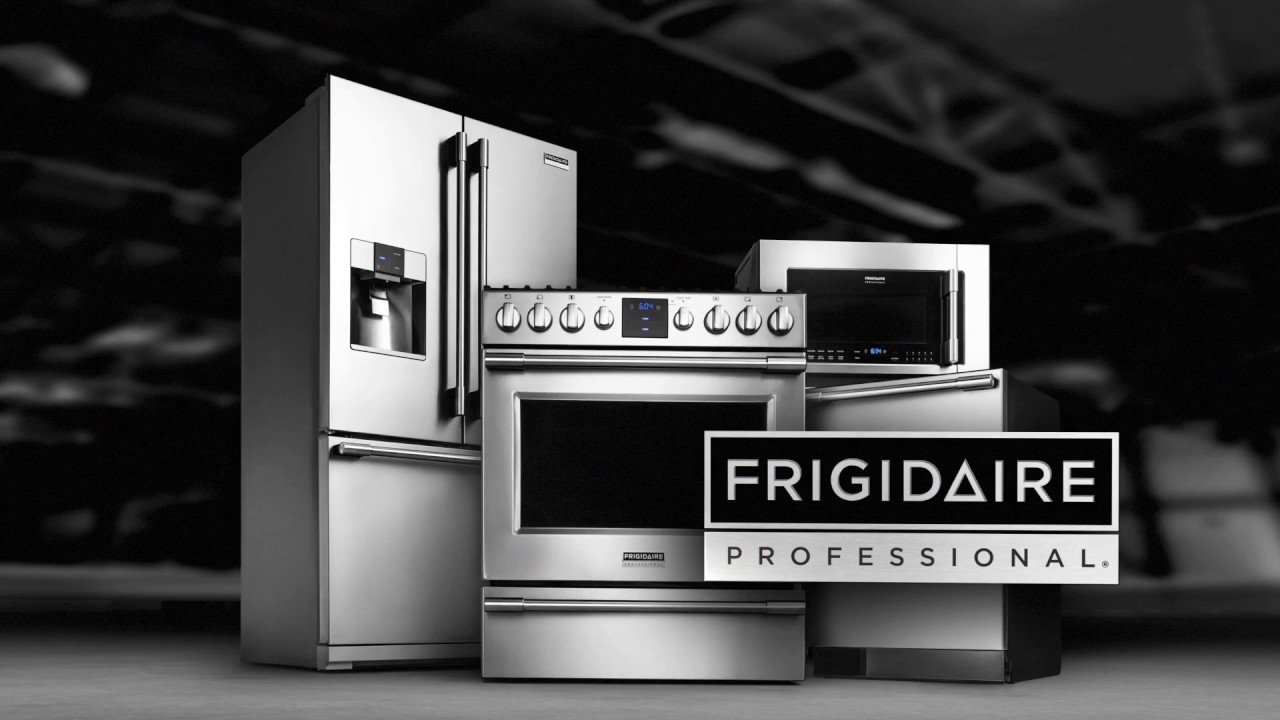Frigidaire Professional Kitchen Appliances