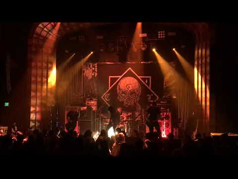 Cult Leader - Live at The Regent Theater 1/25/2018