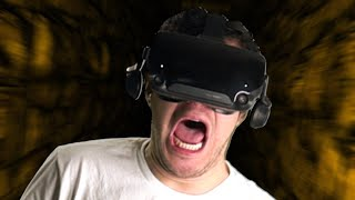 The SCARIEST VR Game PERIOD!