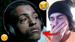 RIP X 😔 XXXTENTACION - MOONLIGHT (OFFICIAL MUSIC VIDEO)│REACT - SAD!