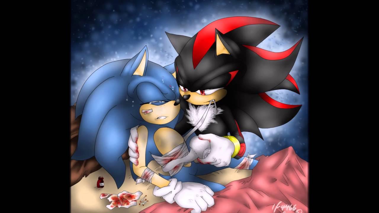 Shadow X Sonic Mpreg Соник и Шедо...