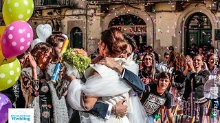 Flashmob - UNCONVENTIONAL WEDDING