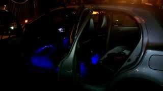 Lights Flashing To The Beats