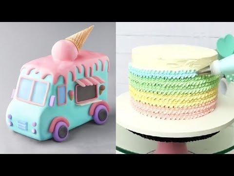 12-amazing-cake-art-designs-|-yummy-chocolate-cake-decorating-ideas