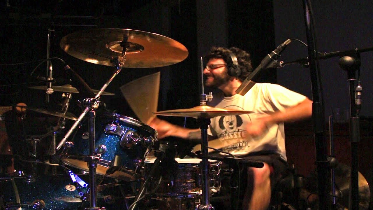 Eyal Satat - Enter the Lights (San Pedro) - Live Drums Recording