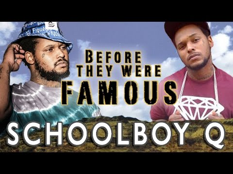 Schoolboy Q - Before They Were Famous