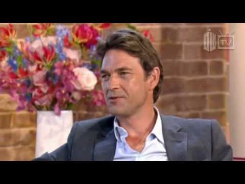 Dougray Scott on Doctor Who Series 7 This Morning