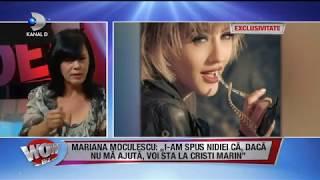 WOWBIZ (11.07.2018) - Cum a reactionat Mariana Moculescu la acuzele fiicei sale? Partea 3