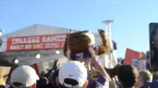Sweet Baton Rouge: LSU vs. Ole Miss 2014