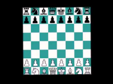 الدرس الثاني كيفية ترتيب قطع الشطرنج بطريقة سهلة ومبسطة Youtube