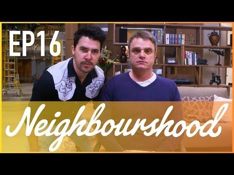 Neighbourshood Ep 16 with Damien Richardson & Ben Nicholas