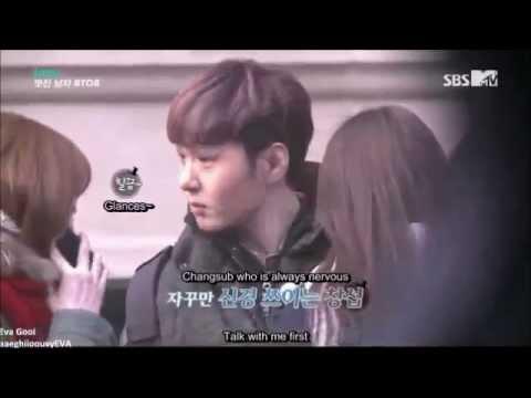 [Boyfriend Material] #3 Manly - BTOB Changsub