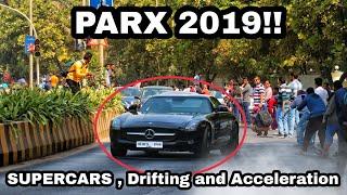 Parx Supercar Show 2019 !! India's biggest Supercar drive!! #Parx  #Trending #Supercars #India