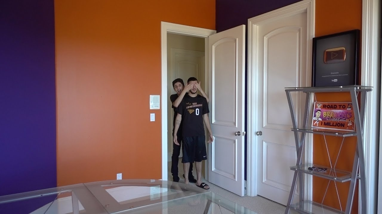 surprising-my-brother-with-his-new-room-insane