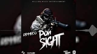Demarco - Pon Sight [Audio Visualizer]