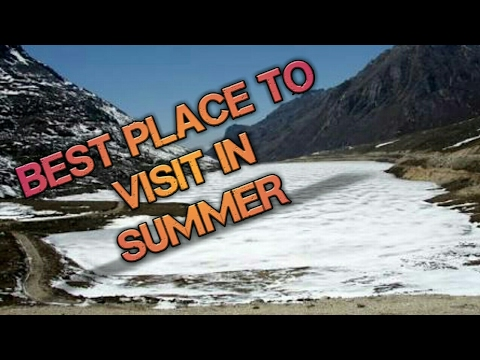 BEST PLACE TO VISIT IN SUMMER