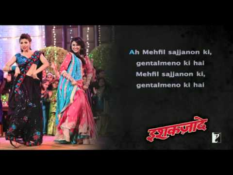 Jhalla Wallah - Full song with Lyrics - Ishaqzaade