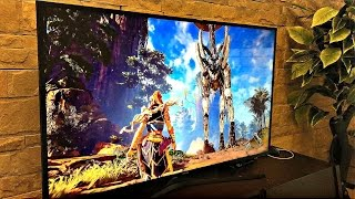 PS4 PRO Best Budget Samsung 4K UHD LED With HDR - Horizon Zero Dawn