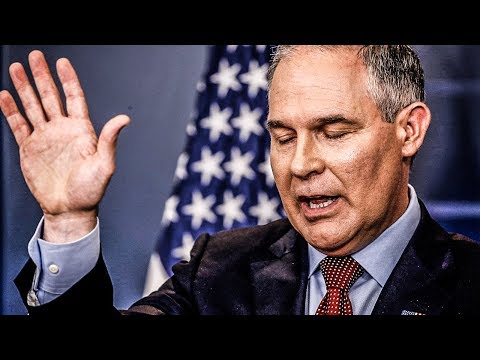 EPA Head Scott Pruitt PERSONALLY Ordered Removal Of Climate Change From Agency Material