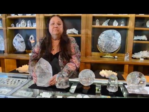 All about Clear Quartz Quality and Properties