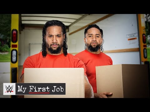How Umaga Changed The Usos' Lives Forever: WWE My First Job