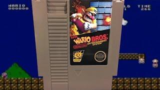 Super Wario Bros (NES) Mike & Bootsy