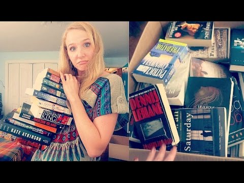GIANT BOOK UNHAUL!