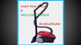 Vacuum Cleaner Demo at Home SAMSUNG SC4130 IN MALAYALAM complete review