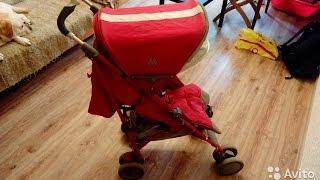 Продам детскую прогулочную коляску Maclaren БУ