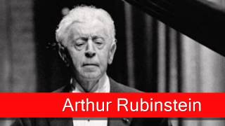 Arthur Rubinstein: Chopin - Piano Concerto No. 1 in E minor, Op. 11,