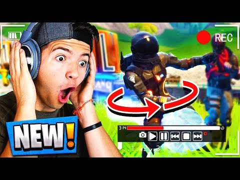 THEATRE MODE COMING TO FORTNITE: BATTLE ROYALE?!