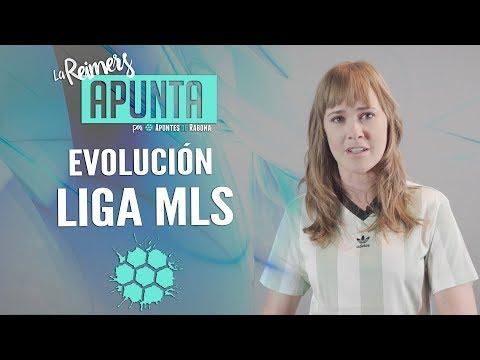 La Evolución de la MLS - La Reimers Apunta